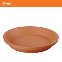 Prato Leirdiskur fyrir blómapotta